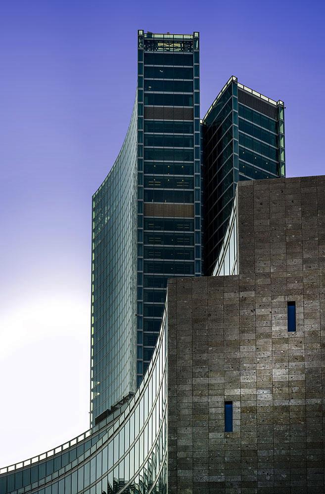 Palazzo Regione Lombardia - Milano