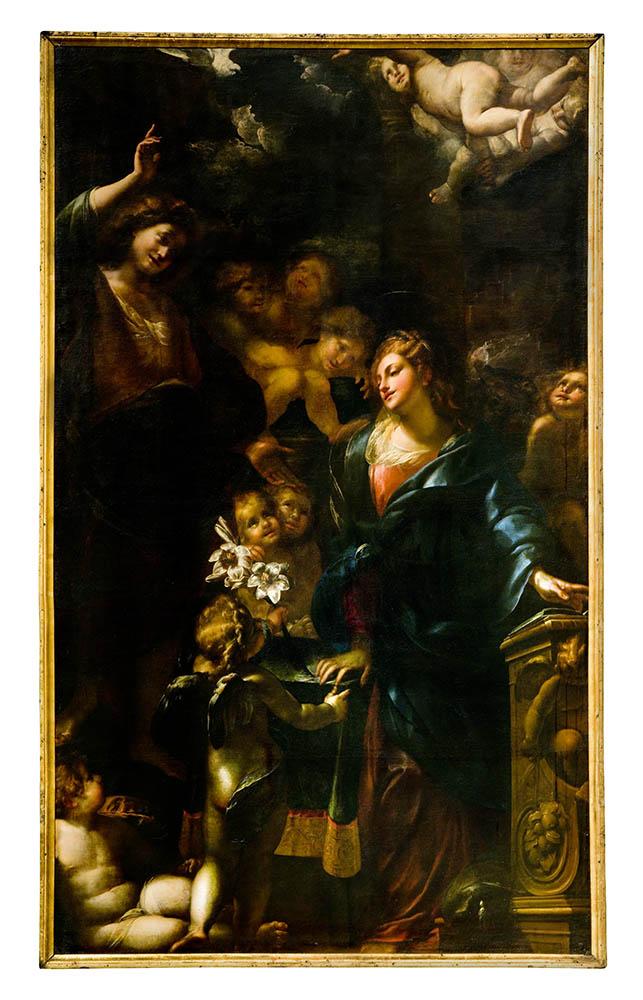 Annunciazione alla Vergine